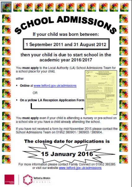 Starting School Primary Information Booklet 2018 2019