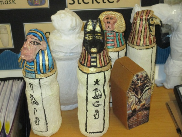 Autumn 1 Egyptian Homework Projects | Newdale Primary and Nursery ...