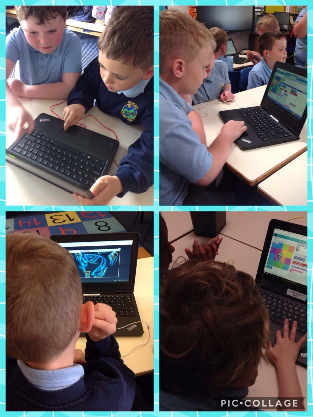 Computing Day- Coding | Newdale Primary and Nursery School