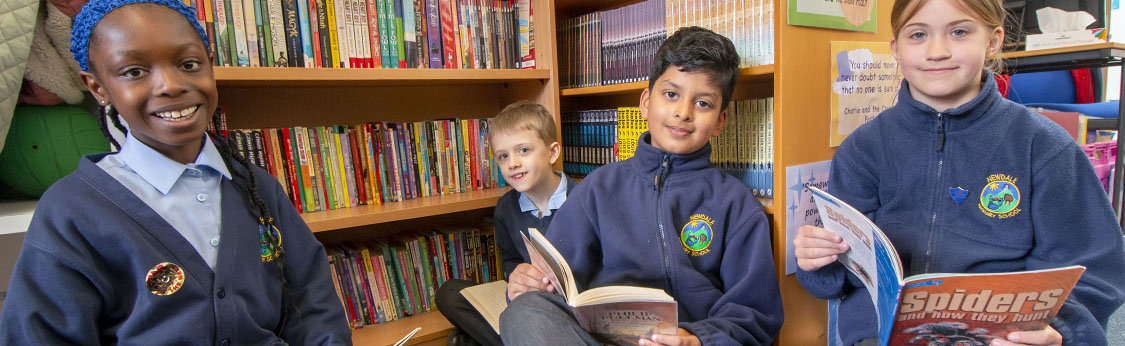 Newdale Primary and Nursery School, Shropshire